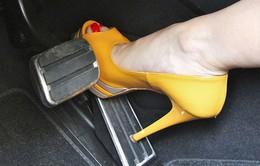 Những lưu ý khi phụ nữ lái xe