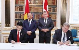 Việt Nam hợp tác phát triển năng lượng tái tạo với Đan Mạch