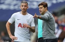Toby Alderweireld muốn rời Tottenham ngay trong tháng 1/2019