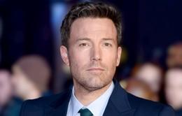 """Cai nghiện thành công, """"Batman"""" Ben Affleck thử sức với vai diễn con nghiện"""