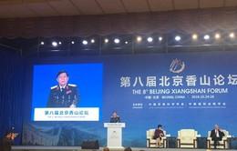 Đại tướng Ngô Xuân Lịch tham dự Diễn đàn Hương Sơn, Bắc Kinh (Trung Quốc)