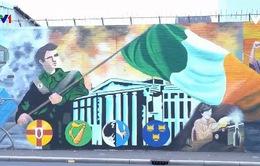 Bức tường Belfast – biểu tượng của chia rẽ tại Bắc Ireland