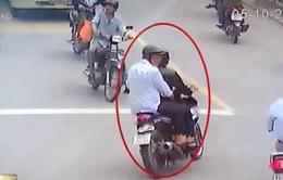 Dàn cảnh tai nạn giao thông để cướp tài sản