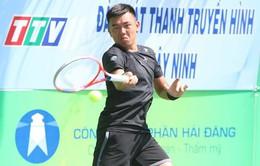 Lý Hoàng Nam thẳng tiến tại giải quần vợt F4 Futures