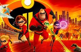 """""""Incredibles 2"""" có thể được đề cử giải Oscar"""