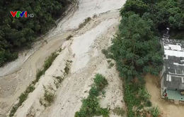 Người dân lo lắng vì vỡ đập bãi thải tại Lào Cai