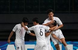 KẾT QUẢ U19 châu Á 2018: Thắng U19 Việt Nam 3-1, U19 Hàn Quốc vào tứ kết với ngôi nhất bảng C
