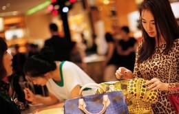 Trung Quốc vượt Mỹ trở thành thị trường tiêu thụ thời trang lớn nhất thế giới