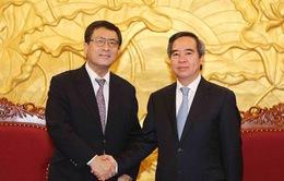 Việt Nam mong muốn tăng cường hơn nữa quan hệ với Nhật Bản