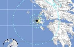 Hy Lạp ban bố cảnh báo sóng thần sau trận động đất 6,4 độ richter