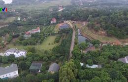 Làm rõ nguồn gốc đất 16 hộ bị cưỡng chế tại Sóc Sơn (Hà Nội)