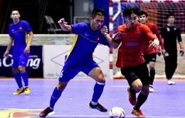 Giao hữu tại Thái Lan, ĐT futsal Việt Nam hòa 2-2 với Highway FC