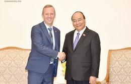 Việt Nam hoan nghênh FTA với Anh