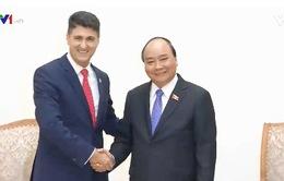 Thủ tướng hoan nghênh Coca-Cola mở rộng đầu tư