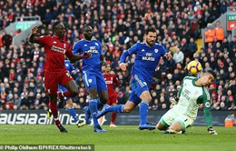 [Kết quả] Liverpool 4-1 Cardiff City: Sức mạnh của đội chủ nhà