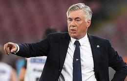 Ancelotti đặt quyết tâm cao cho Napoli mùa này