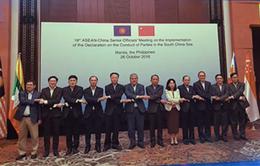 ASEAN - Trung Quốc kiểm điểm thực hiện DOC