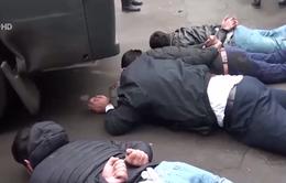 Nga đập tan âm mưu khủng bố tại Moscow
