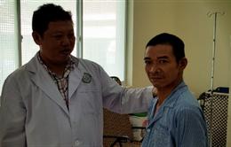 Gần 1 tháng giành giật sự sống cho bệnh nhân bị cưa máy cắt ngang bụng và đùi