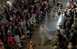Triển lãm váy cưới của Công nương Meghan