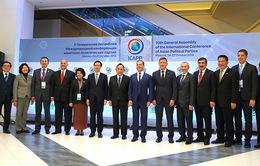 Bế mạc Hội nghị quốc tế các chính đảng châu Á