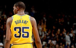 """New York Knicks khởi động chiến dịch """"Durant's decision"""""""