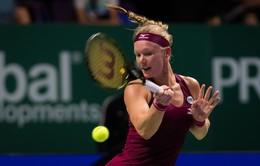 Bảng đỏ WTA Finals 2018: Sloane Stephens và Kiki Bertens giành quyền vào bán kết