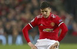 Mourinho: Sanchez hét lên đau đớn và tôi biết cậu ấy sẽ nghỉ hết năm 2018