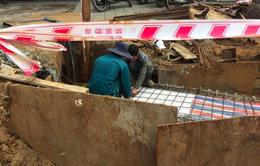 Đà Nẵng: Nâng cấp các tuyến đường để chống ngập úng