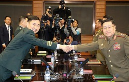 Hàn Quốc, Triều Tiên rút các trạm gác quân sự