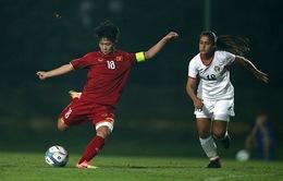 ĐT U19 nữ Việt Nam xuất sắc góp mặt ở vòng loại thứ 2 U19 nữ Châu Á