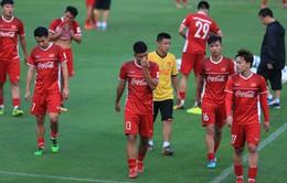 ĐT Việt Nam kín lịch chuẩn bị AFF Cup 2018 và Asian Cup 2019
