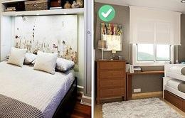 Những ý tưởng thiết kế tận dụng tối đa không gian ngôi nhà