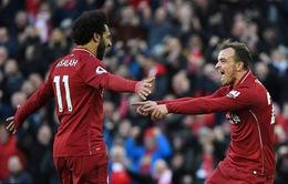 Kết quả bóng đá rạng sáng 28/10: Liverpool 4-1 Cardiff City, Empoli 1-2 Juventus