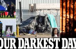 Hé lộ nguyên nhân thảm kịch máy bay kinh hoàng ở Leicester City
