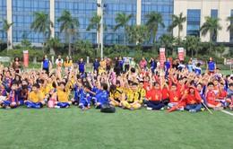"""15 năm Dự án bóng đá cộng đồng tại Việt Nam: """"Đếm nụ cười không đếm bàn thắng"""""""
