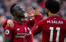 Kết quả bóng đá rạng sáng 28/10: Liverpool đè bẹp Cardiff City, Juventus giành 3 điểm nhờ cú đúp của Ronaldo