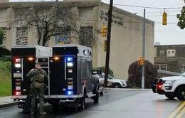 Xả súng nhằm vào Nhà thờ Do Thái tại Mỹ