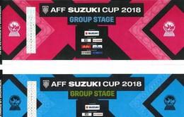 Kế hoạch bán vé xem ĐT Việt Nam trên sân nhà tại AFF Cup 2018