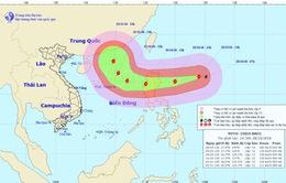 Siêu bão khả năng đi vào Biển Đông