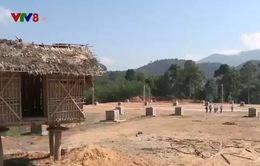 Bất ổn chất lượng một số khu tái định cư sắp bàn giao tại Quảng Ngãi