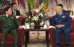 Quan hệ hợp tác quốc phòng Việt Nam-Trung Quốc đạt được nhiều kết quả tốt đẹp