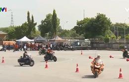 Nở rộ xu hướng chơi xe phân khối lớn ở Việt Nam