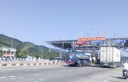 BOT Bắc Bình Định dừng thu phí từ 10 giờ hôm nay (29/10)