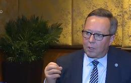 Bộ trưởng Bộ Kinh tế và Việc làm Phần Lan nói về môi trường kinh doanh tại Việt Nam