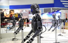 Ngành chế tạo robot công nghiệp Trung Quốc tiếp tục khởi sắc