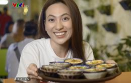 Cùng Phương Anh Đào thưởng thức món trứng chén nướng nổi tiếng Đà Nẵng