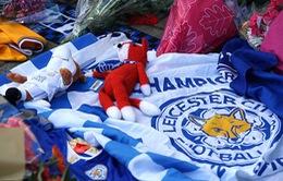 Những hình ảnh nghẹn lòng trong ngày buồn của Leicester City