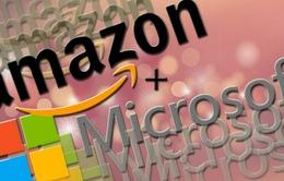 Vượt mặt Amazon, Microsoft trở thành công ty có giá trị lớn thứ 2 tại Mỹ
