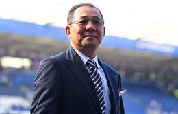Chủ tịch Vichai giàu thứ 5 Thái Lan, nâng giá trị Leicester City gấp 10 lần